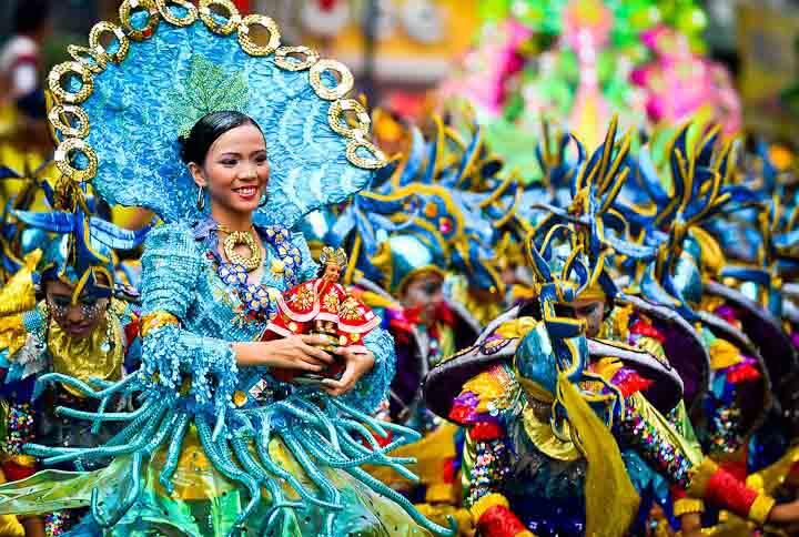 cebu s preparation for the upcoming sinulog festival 2015